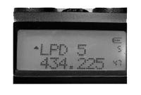 Частоты LPD и PMR