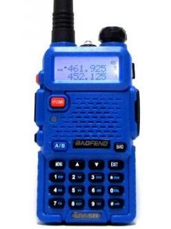Рация Baofeng UV-5R сний