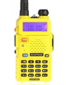 Baofeng UV-5R желтый