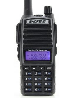 BAOFENG UV-82 - Профессиональная радиостанция с кнопкой на 2 канала
