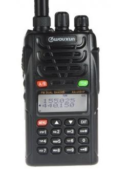 Рация Wouxun KG-UVD1P 1700mA