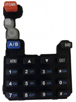 Клавиатура портативной рации Baofeng UV-5R